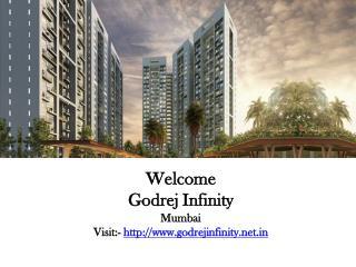 Godrej Infinity – Pre Launch Project - Keshav Nagar Pune