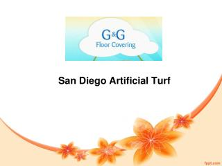 San Diego Artificial Turf