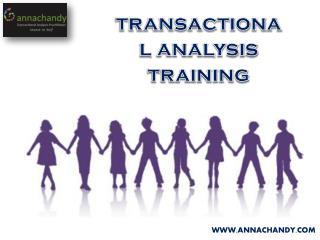 Transactional Analysis Training