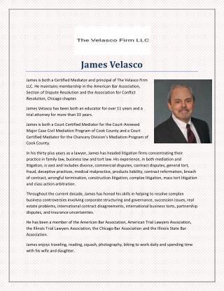 James Velasco
