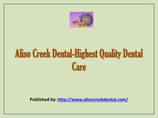 Aliso Creek Dental