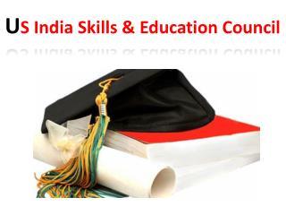 US India Skills & Education Council - USISEC