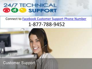 1-877-788-9452 Facebook Phone number |Smart Assistence to slove technical queries