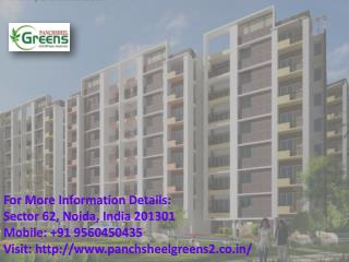 Attractive Payment Plan in panchsheel Greens Call  91 9560450435