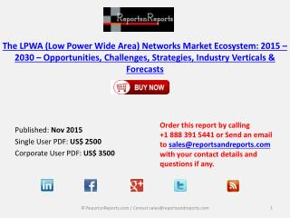 #LPWA, #LowPowerWideArea, LPWA  Networks Market 2030, Low Power Wide Area Networks Market, LPWA (Low Power Wide Area) Ne