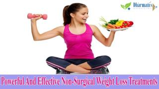 Powerful And Effective Non-Surgical Weight Loss Treatments