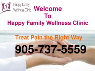 Massage Therapy Clinic Richmond Hill – Happy Family Wellness
