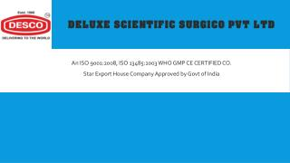Laboratory Micropipette Products Exporter India