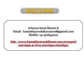 Arranged Marriage Or Love Marriage Astrology