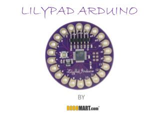 Buy Lilypad Arduino From Robomart