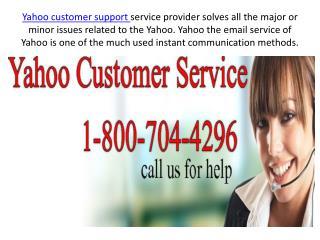 Yahoo Help Line Phone Number