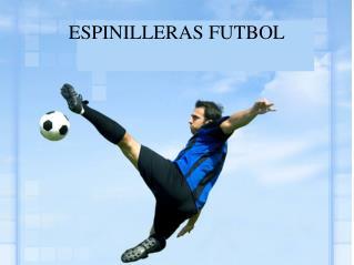 ESPINILLERAS FUTBOL
