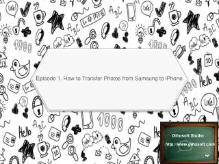 How to Transfer Photos from Samsung to iPhone