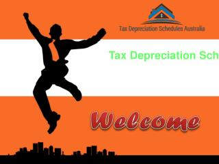 Tax Depreciation Schedules For Quantity Surveyor