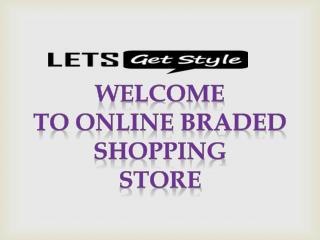 Kids online shopping store||- letsgetstyle.com
