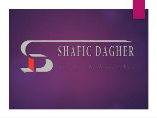 Wardrobes In Dubai - Shafic Daghar