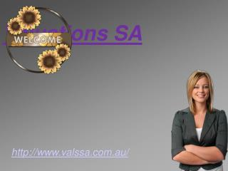Complete Your Home Valuation With Valuations SA