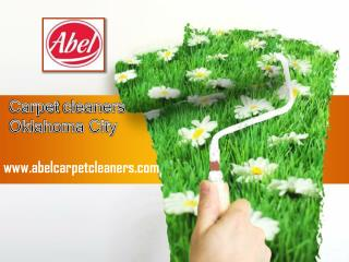 residential carpet cleaning company Oklahoma City