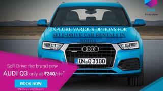 Voler Cars self-drive car rentals in Noida