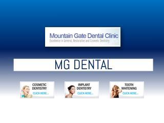 Professional dental services in Emerald, Croydon & Boronia