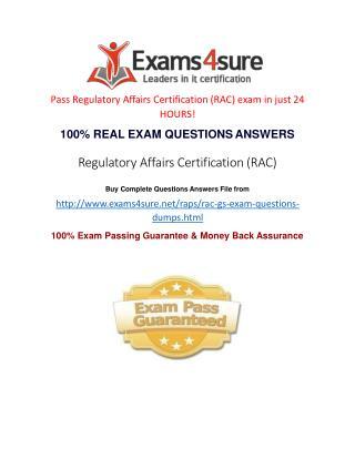 RAC Practice Exam