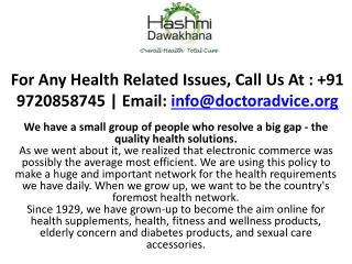Health Related Issue
