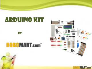 Arduino Kit India by Robomart