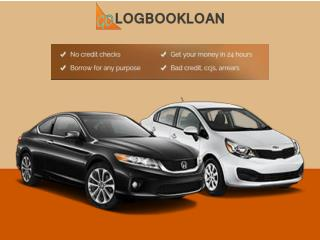 Cash LOGBOOK LOAN Easy