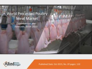 World Processed Poultry Meat Market