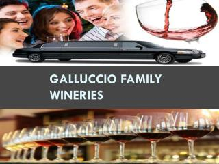 Galluccio Family Wineries