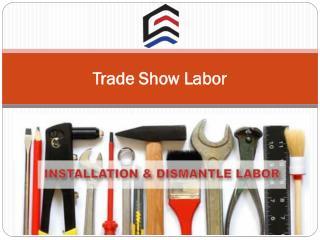 Trade Show Labor