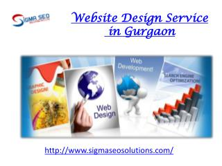 Website Design Service in Gurgaon