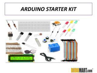 Where can i buy Arduino Starter Kit by ROBOMART