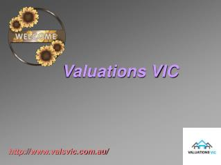 Excellent property Valuation with Valuations VIC