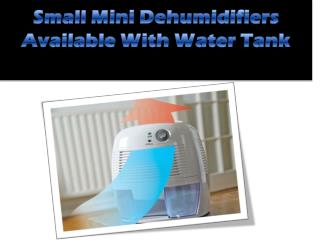 Portable Dehumidifiers: How It Becomes The Portable Dehumidifiers?