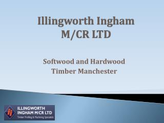 Manchester Timber Merchants