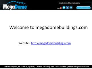 Storage building plans mega domebuildings.com