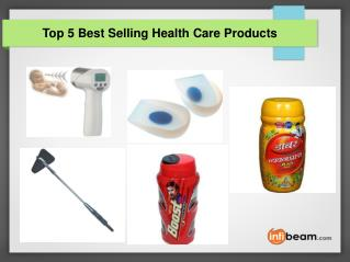 Top 5 Best Selling Health Care Products