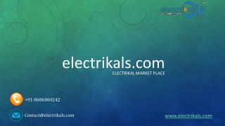 AKG electrical products | electrikals.com