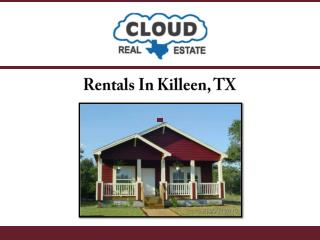 Rentals In Killeen, TX