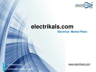 TIBCON electrical products | electrikals.com