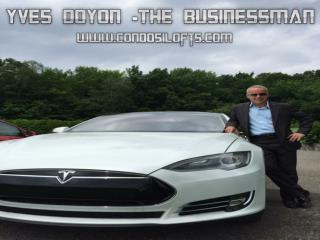 Yves Doyon -The Businessman