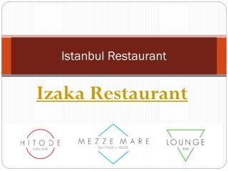 Taksim restaurant