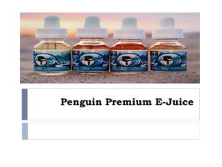 Penguin Premium E-Juice