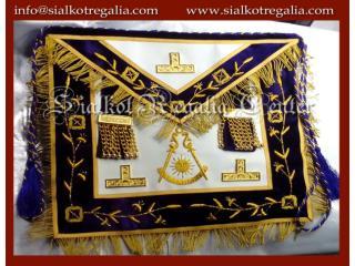 past master apron