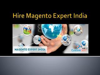 Hire Magento Expert India