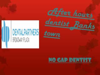 after hours dentist bankstown