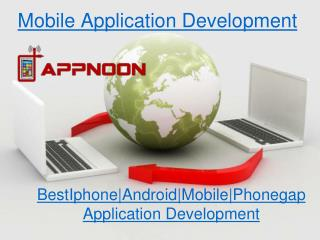 Android|Iphone|Phonegap|Mobile Development Company Miami
