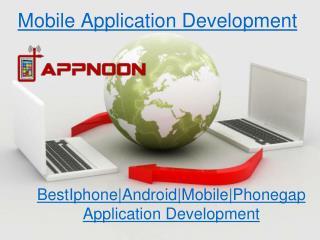 Android|Iphone|Phonegap|Mobile Development Company Miami