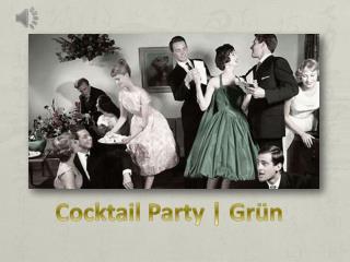 Neue Kurze Cocktailkeider in Grün Online-Persunkleid.de